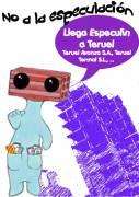 Llega Especulín a Teruel