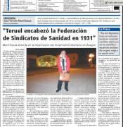 El profesor Martí Boscá en la Universidad el pasado martes 14
