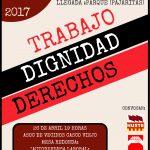 """[CNT-Huesca]26 abril, 19h:Actividad preparatoria -Mesa redonda """"autodefensa laboral"""" y manifestación 1° de mayo"""