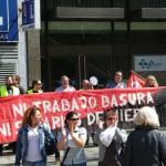 [CNT-Zaragoza] Acción Europea contra el Capitalismo
