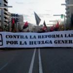 La única ley de huelga, la que no existe