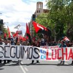 [Logroño] 3.000 personas en la manifestación del 1 de mayo con CNT
