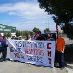[CNT] Contra los despidos en Alstom