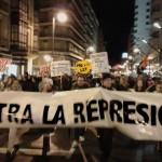 """[CNT-Logroño] Crónica manifestación """"Queremos decidir nuestro futuro"""" 21-F"""