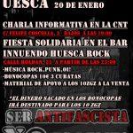 [CNT-Huesca] 20 enero – Jornada solidaria con los 10 antifascistas de Zaragoza