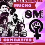 [Logroño] Manifestación 8 de marzo