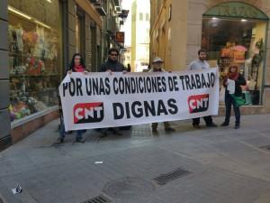 [CNT-Teruel] FERROSER torea al Ayuntamiento, los derechos laborales y los turolenses