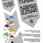 [CNT-Teruel] Merienda-debate: el movimiento libertario de cara a las elecciones
