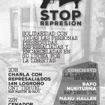 [CNT-Teruel] Jornada antirepresiva en solidaridad con Jorge y Pablo este viernes