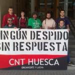[CNT-Aragón-Rioja] Se extiende el conflicto por la readmisión de la delegada de CNT en el Servício Provincial de Medio Ambiente en Teruel