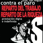 [CNT-Zaragoza] 15-S Manifestación contra el paro
