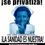 [Zaragoza] Contra la privatización de la Sanidad