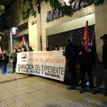 [CNT-SALUD] Crónica de la concentración por los incumplimientos de la DGA y la represión sindical en el SALUD