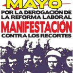 [CNT-Zaragoza] Primero de Mayo, un paso más en la lucha