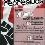 [Logroño] Teatro, Documental, Fiesta y Musica esta semana en Teatro CNT