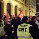 [Zaragoza] La huelga en Alumalsa continúa