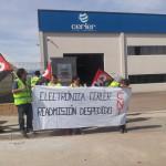 [CNT-Zararagoza] Electrónica Celer reincide en la represión sindical