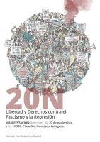 [CNT-ZGZ] La CNT se adhiere a la manifestación del 20N