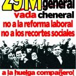[CNT-Zaragoza] ¡A la huelga compañer@!