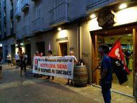 """[CNT-Tabernas B.G.] Crónica de la concentración del 29 de julio frente a """"El Champi"""""""