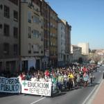 [Teruel] 29-F Crónica: contra la represión y la reforma laboral
