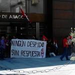 [CNT-Teruel] Movilizaciones contra la represión sindical y por unas pensiones dignas