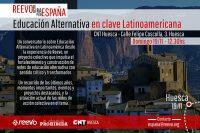 [CNT-Huesca] 19/11/17 a las 12h. Charla: Educación alternativa en clave latinoaamericana