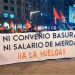 [CNT-Zaragoza] Crónica manifestación y convocatoria asamblea de trabajadores/as de la limpieza