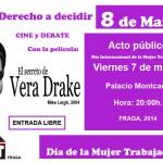[CNT-Fraga] 8 de Marzo: Derecho a Decidir, acto público el viernes 7