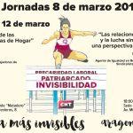 [CNT-Zaragoza] Jornadas 8 de Marzo en Zaragoza
