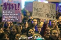 [Huelga 8M] Éxito rotundo de la huelga general feminista del 8 de marzo