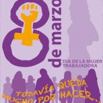 8 de marzo, jornada de la mujer trabajadora
