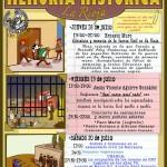 [CNT-Logroño] Jornadas libertarias por la recuperación de la memoria histórica