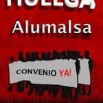 [CNT-Zaragoza] Convocada huelga indefinida en Alumalsa