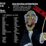 [CNT Aragón-Rioja] Proyección en streaming de la obra La Bruja y Don Cristóbal en Huesca y Zaragoza