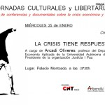 [CNT-Fraga] Continúan las Jornadas Culturales Libertarias 2012