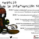 """[CNT-Huesca] Jornadas """"El negocio de la intervención social"""""""