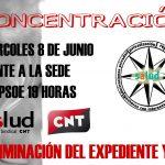 [CNT-SALUD] Concentración miércoles 08/06 frente a la sede del PSOE