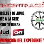 [CNT-SALUD] Concentración miércoles 01/06 frente a la sede del PSOE