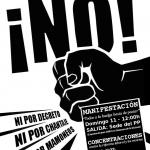 """[Logroño] 11M Manifestación 12 H """"Todas a la huelga, basta ya de pactar"""" y más actos"""
