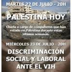 [CNT-Zaragoza] Charlas martes 22 y miércoles 23 de Julio