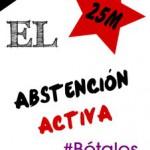 [CNT-Zaragoza] La Junta electoral quiere prohibir una concentración Abstencionista el Viernes 23 de Mayo
