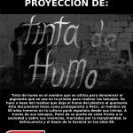 """[CNT-Zaragoza] Viernes 1 de Agosto Proyección de """"Tinta de humo"""""""