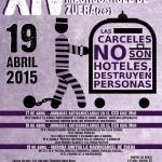 [CNT-Zaragoza] XIV Marcha contra la Macrocárcel de Zuera