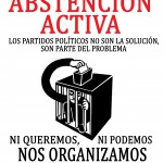 [CNT-Zaragoza] Charla por la Abstención Activa el lunes 19 de Mayo