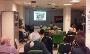 [CNT-Zaragoza] ¡No al desalojo de la CNT en Andrés Gúrpide!