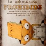 """[CNT-Zaragoza] Sábado 24-E, proyección del documental """"La educación prohibida"""""""