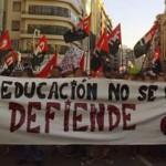 [CNT-Fraga] Se crea una Sección Sindical de Enseñanza en el CEIP San José de Calasanz