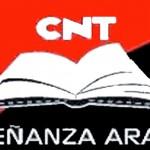 [CNT Aragón-Rioja] Asamblea General y Curso de Formación de la Sección Sindical de Enseñanza