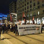 [CNT-Zaragoza] Crónica de la manifestación en apoyo a la plantilla de AUZSA